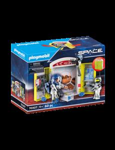 Playmobil 70307 - Speelbox Ruimtestation