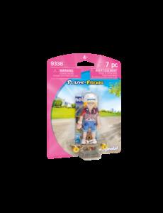 Playmobil 9338 - Tiener op longboard