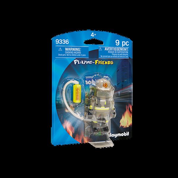Playmobil 9336 - Brandweerman