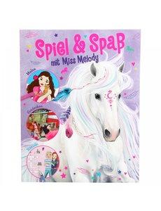 Depesche Miss Melody Spiel en Spass activiteitenboek