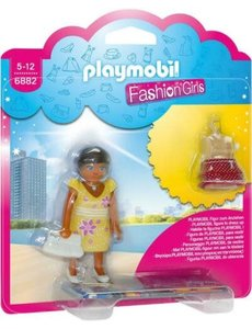 Playmobil 6882 - Fashion girl zomer