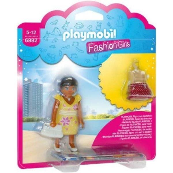 Playmobil 6882 - Fashion girl zomer