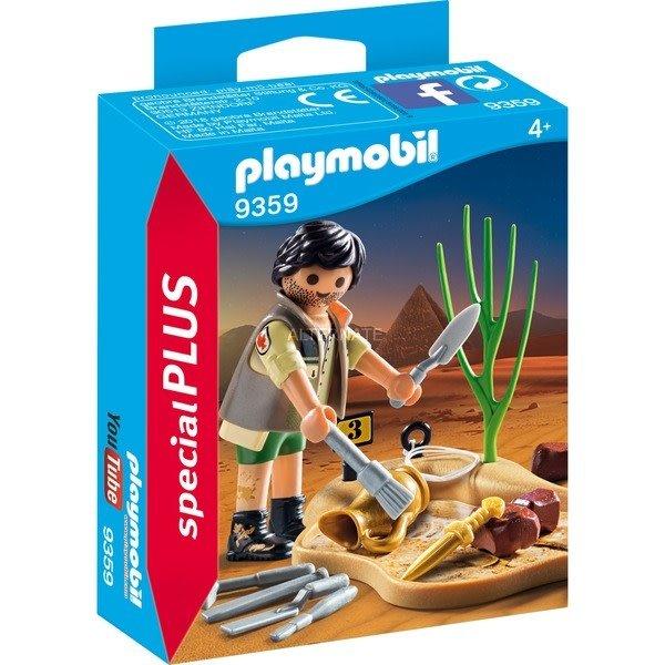 Playmobil 9359 - Archeoloog