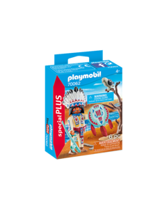 Playmobil 70062 - Inheems Stamhoofd