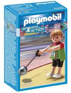 Playmobil 5200 - Kogelslingeraar