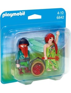 Playmobil 6842 - Duo Elf en dwerg