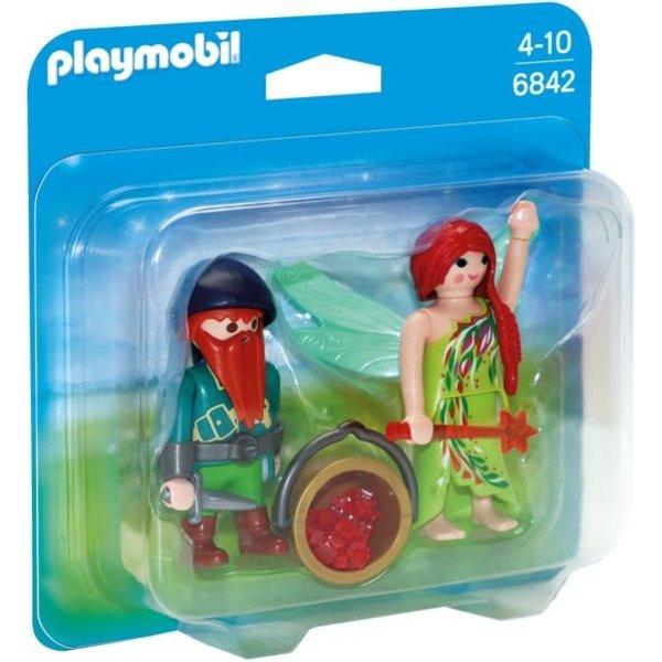 Playmobil 6842 - Duo Elf en dwerg