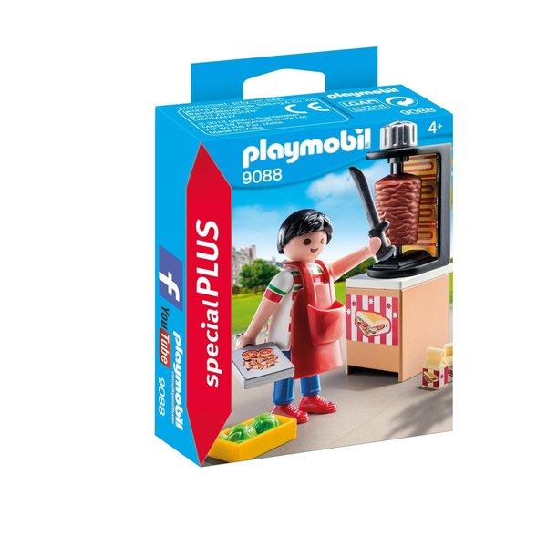 Playmobil 9088 - Kebabverkoper