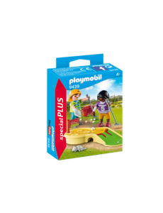 Playmobil 9439 -Kinderen met minigolf