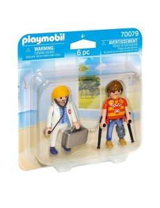 Playmobil 70079 - Duo arts met patiënte