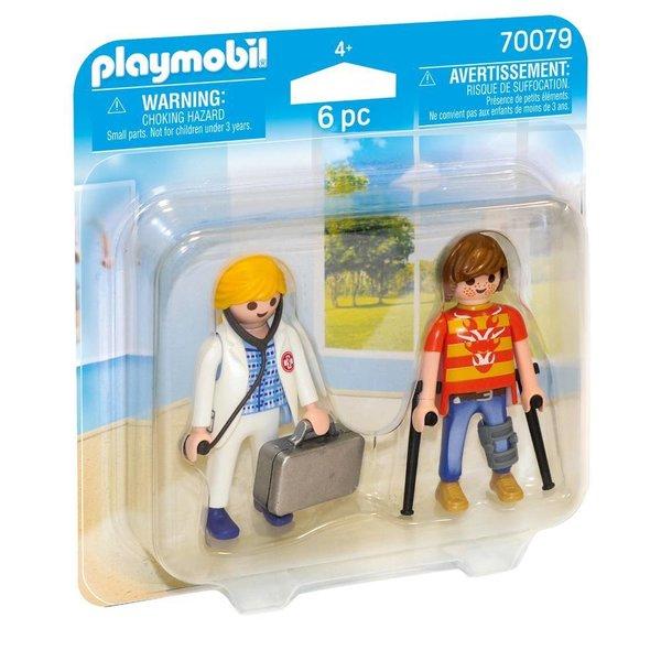 Playmobil 70079 - Duo arts met patiënte