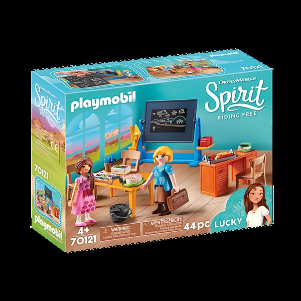 Playmobil 70121 - De klas van mevrouw Flores