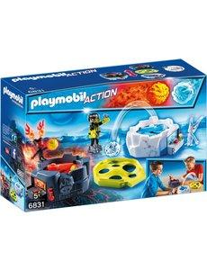 Playmobil 6831 - Vuur en IJs