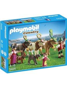 Playmobil 5425 - Traditionele afdaling in de alpen