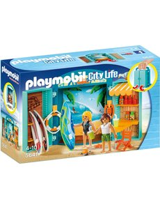 Playmobil 5641 - Speelbox Surfshop