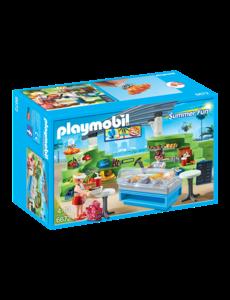 Playmobil 6672 - Snackbar