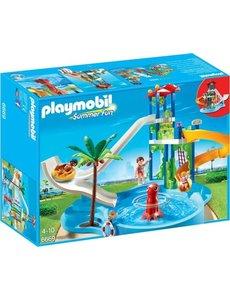 Playmobil 6669 - Waterpretpark met glijbanen