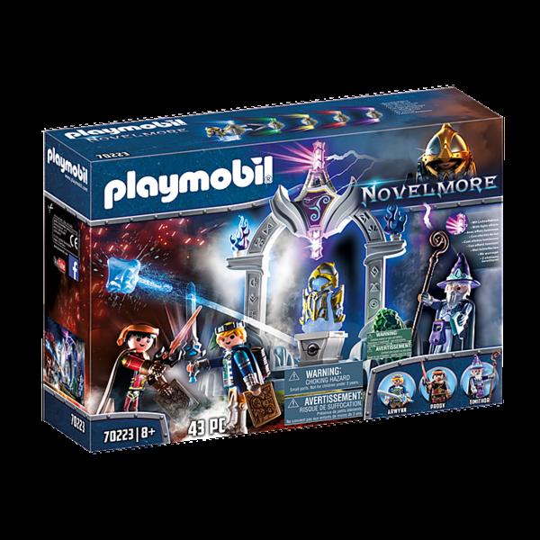 Playmobil 70223 - Heiligdom van het magische harnas