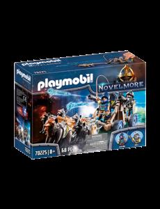 Playmobil 70225 - Wolventeam met waterkanon