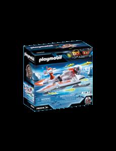 Playmobil 70234 - Spy Team Piloot