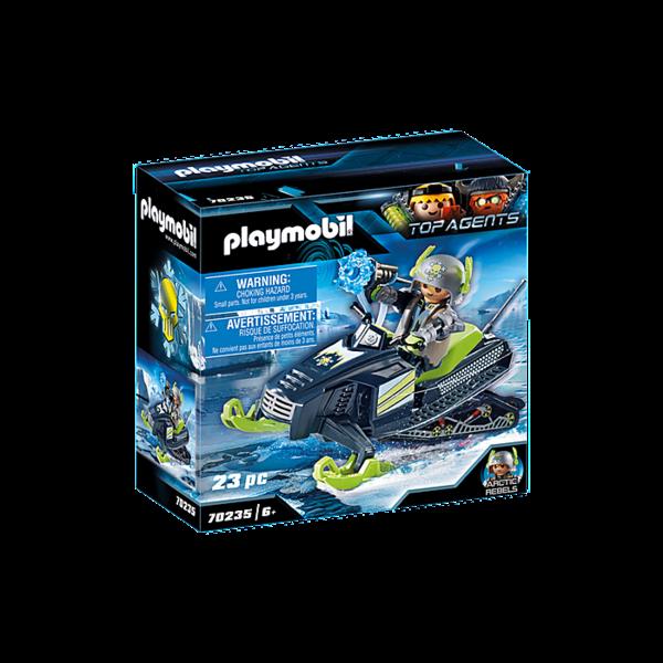 Playmobil 70235 - Arctic rebels sneeuwscooter