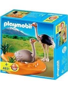 Playmobil 4831 - Struisvogelnest
