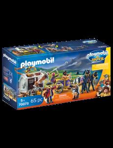Playmobil 70073 - Charlie met gevangeniswagen