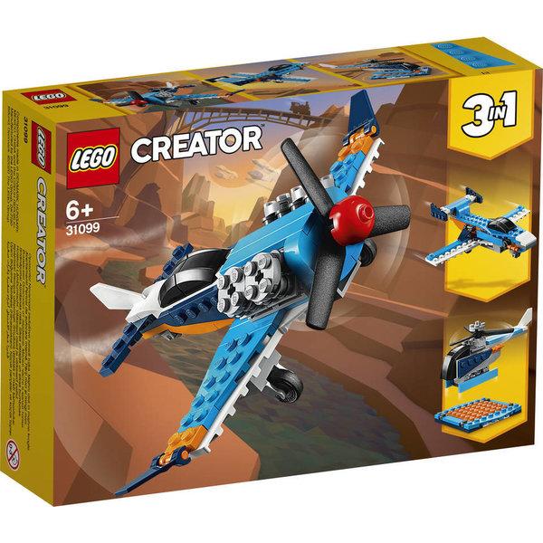 LEGO 31099 - Propellervliegtuig