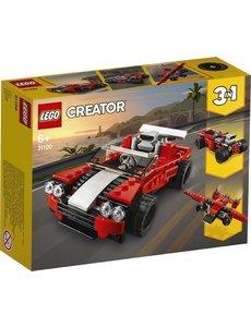 LEGO 31100 - Sportwagen