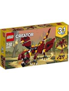 LEGO 31073 - Mythische wezens