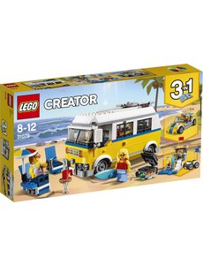 LEGO 31079 - Zonnig surferbusje