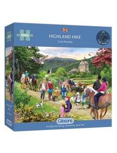 Gibsons Highland Hike 1000 stukjes