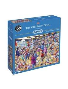 Gibsons The Old Sweet Shop 1000 stukjes