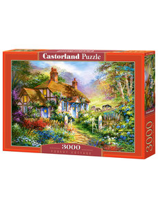 Castorland Forest cottage 3000 stukjes