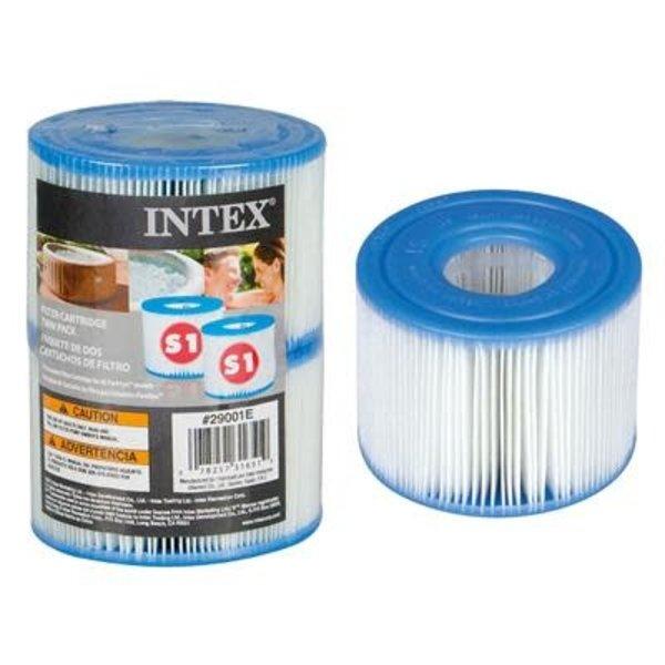 INTEX FILTER CARTRIDGE TWIN SPA S1
