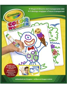 Crayola Color Wonder kleurblok