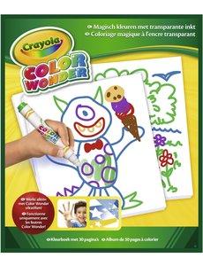 Crayola Crayola Color Wonder tekenblok