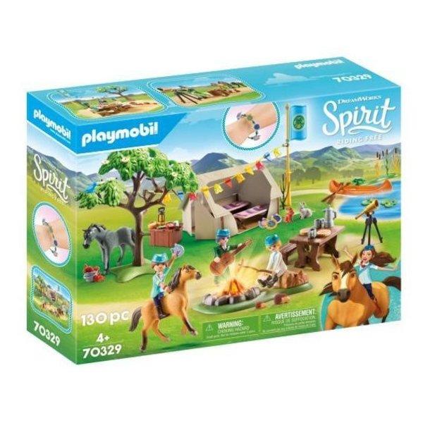 Playmobil 70329 - Paardenkamp