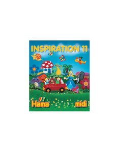 Strijkkralen inspiratieboekje 11