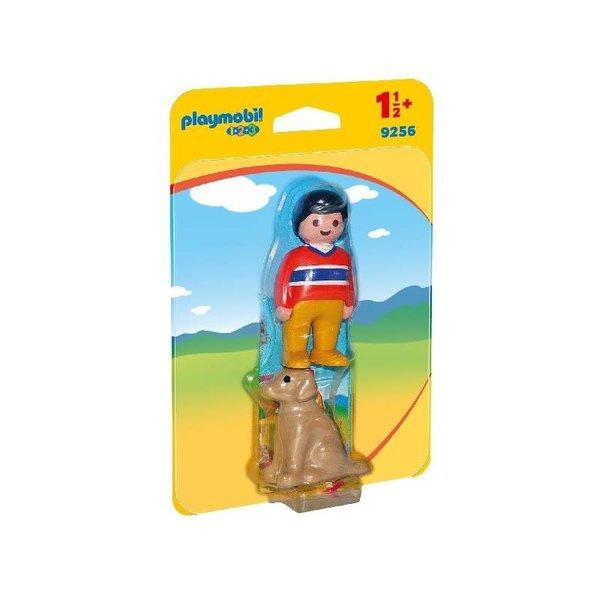 Playmobil 9256 - Man en hond