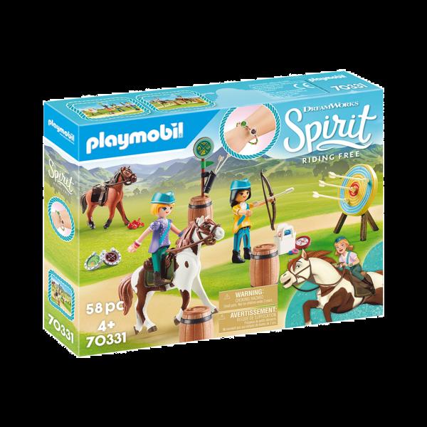 Playmobil 70331 - Boogschieten te paard
