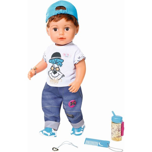 Zapf Creation Baby Born soft touch brother 43 cm