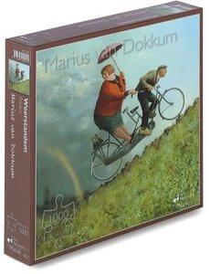 Marius van Dokkum- Weerstandem 1000 st.