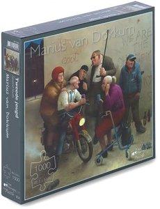 Marius van Dokkum - Tweede Jeugd 1000 st