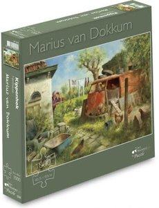 Marius van Dokkum Kippenhok 1000 st.