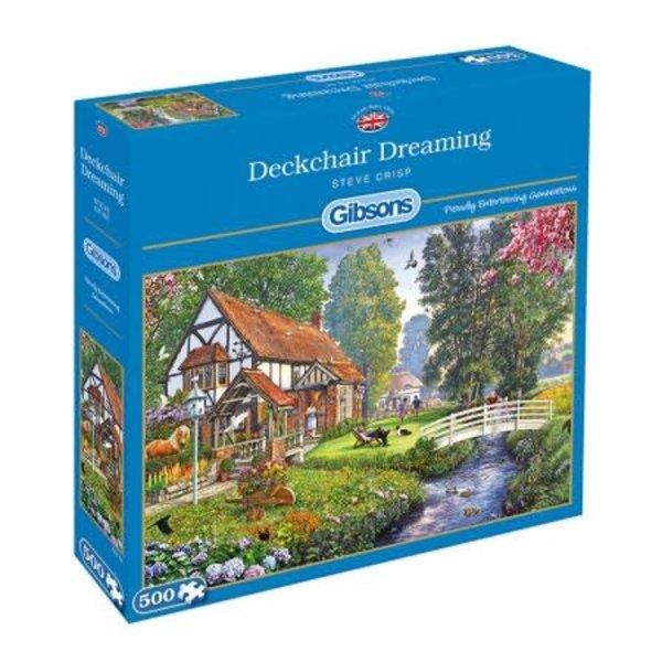 Deckchair Dreaming 500 stukjes