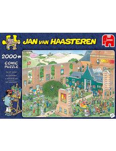 Jumbo/Jan van Haasteren De Kunstmarkt 2000 stukjes