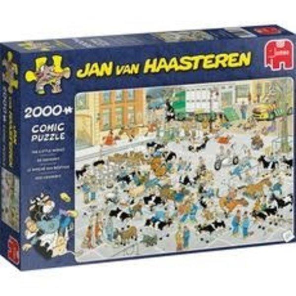 Jumbo De Veemarkt 2000 stukjes