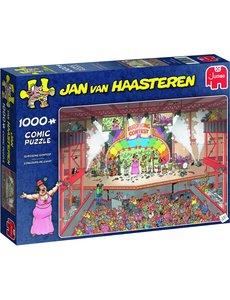 Jumbo/Jan van Haasteren Eurovisie Songfestival 1000 stukjes