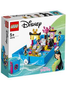 LEGO 43174 - Verhalenboek avonturen Mulan